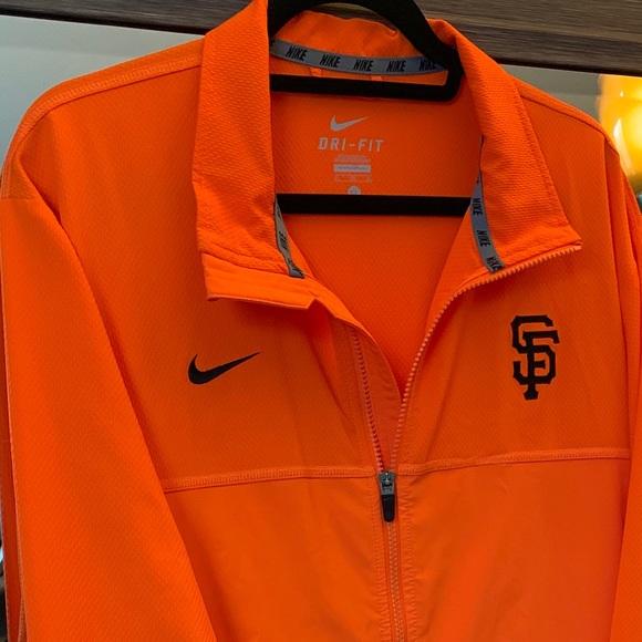 best loved ccb2b 6ac2b SF Giants Nike Jacket